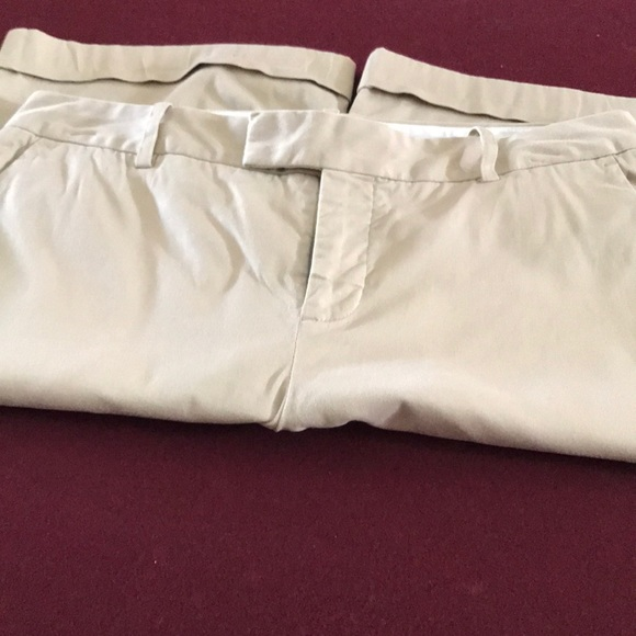 Banana Republic Pants - Banana Replublic shorts